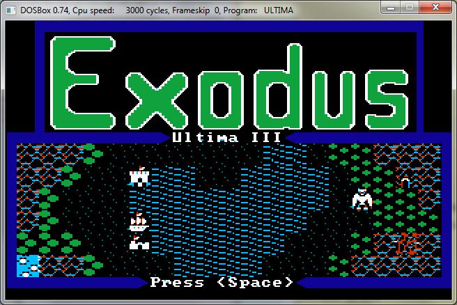 Ultima 3 Upgrade